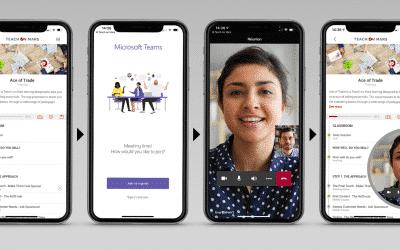 Du Blended learning en Mobile learning : visioconférence, classes virtuelles et bien plus…