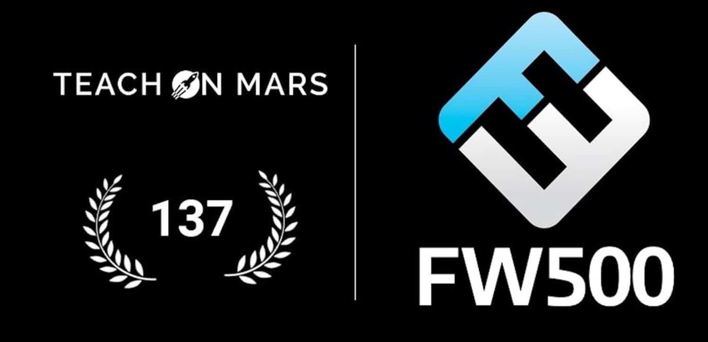 classement french web 500 cinquieme edition tech francaise