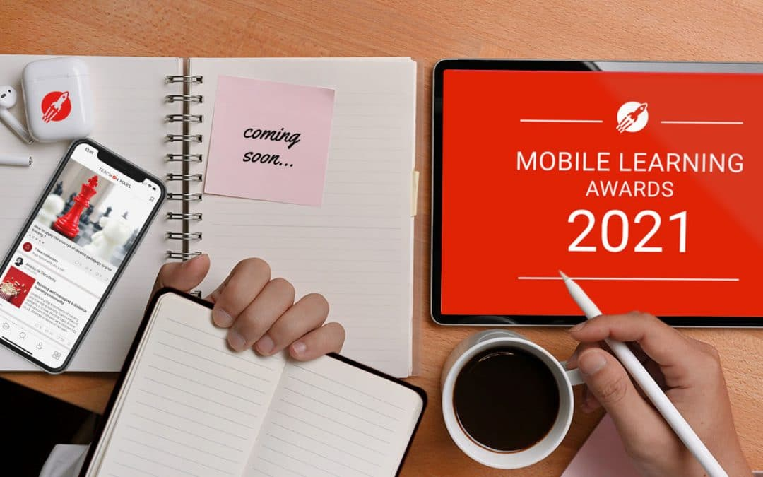 [SAVE THE DATE] En route pour les Mobile Learning Awards 2021 !