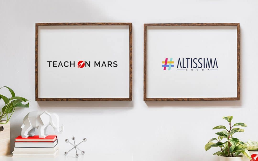 Altissima and Teach on Mars : a thriving partnership !