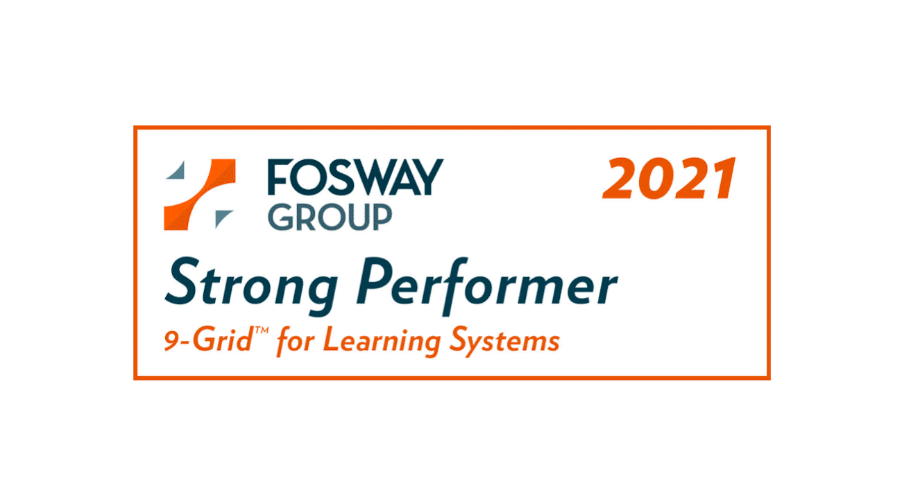 strong performer fosway 9 grid 2021
