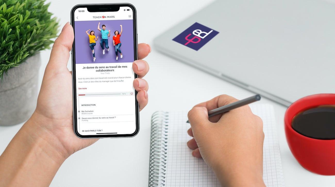 edup mobile learning