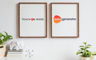 Easygenerator : un nouveau partenaire technologique pour la création de contenus de formation