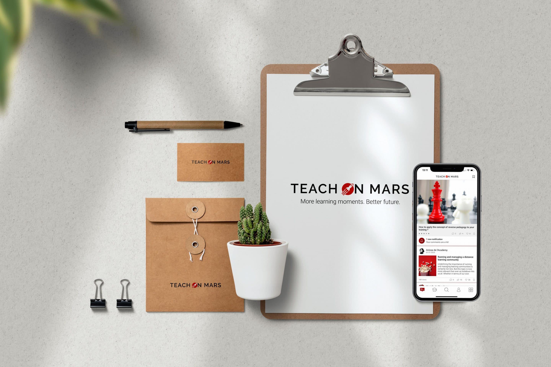 materiel integration teach on mars